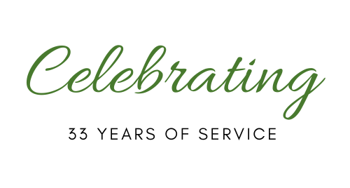 Celebrating 33 years!